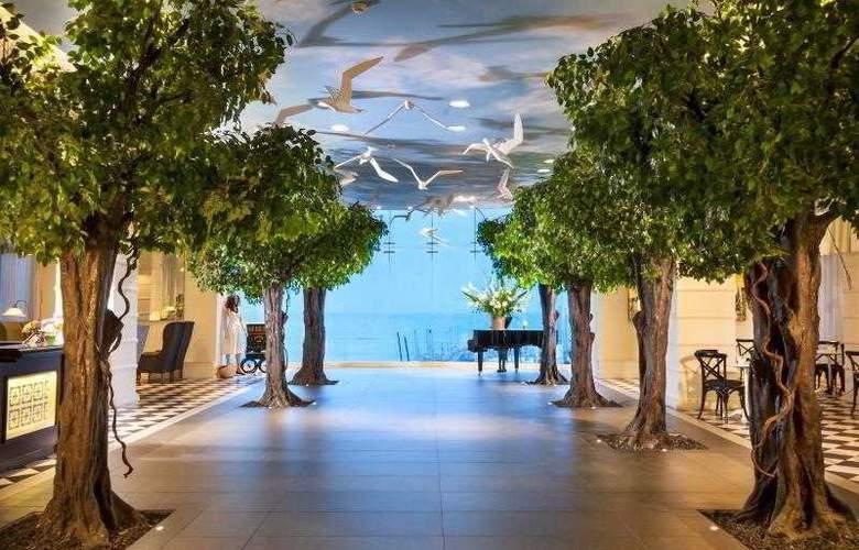 Herods Hotel Tel-Aviv - Terrace - 28