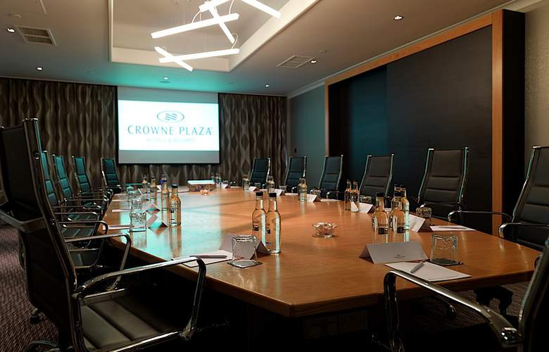 Crowne Plaza Glasgow - Conference - 21