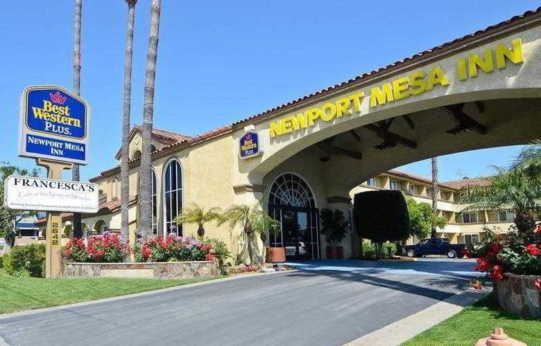Best Western Newport Mesa Hotel - Hotel - 48