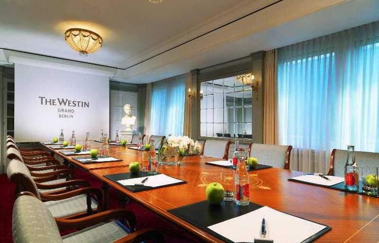 The Westin Grand Berlin - Hotel - 23