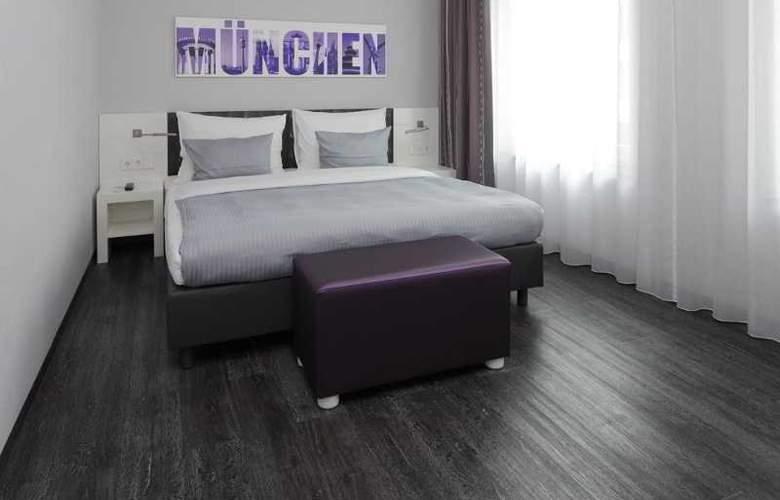 Rilano 24/7 Hotel München City - Room - 8