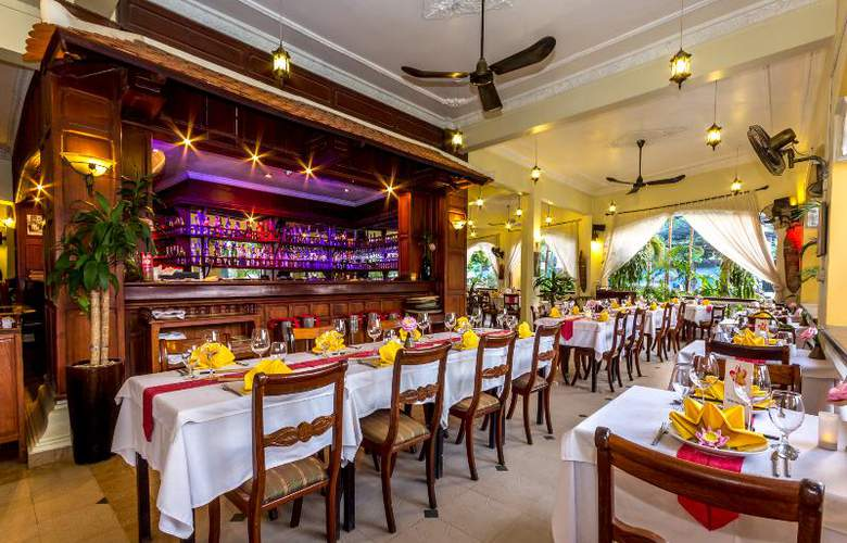 Terrasse Des Elephants - Restaurant - 33