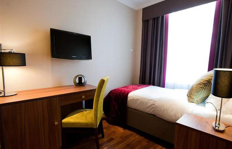 Best Western Mornington Hotel London Hyde Park - Room - 85