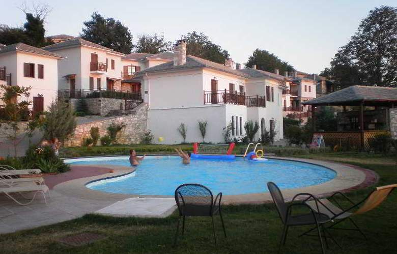 Pelion Resort - Pool - 46