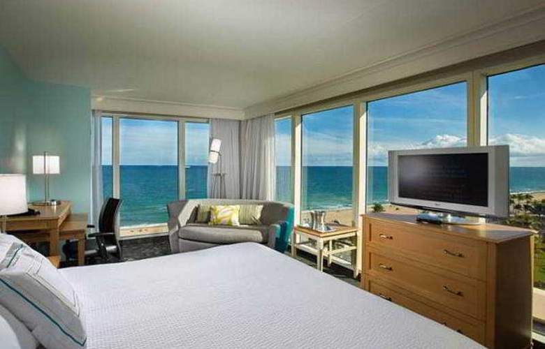Courtyard By Marriott Fort Lauderdale Beach - Room - 19