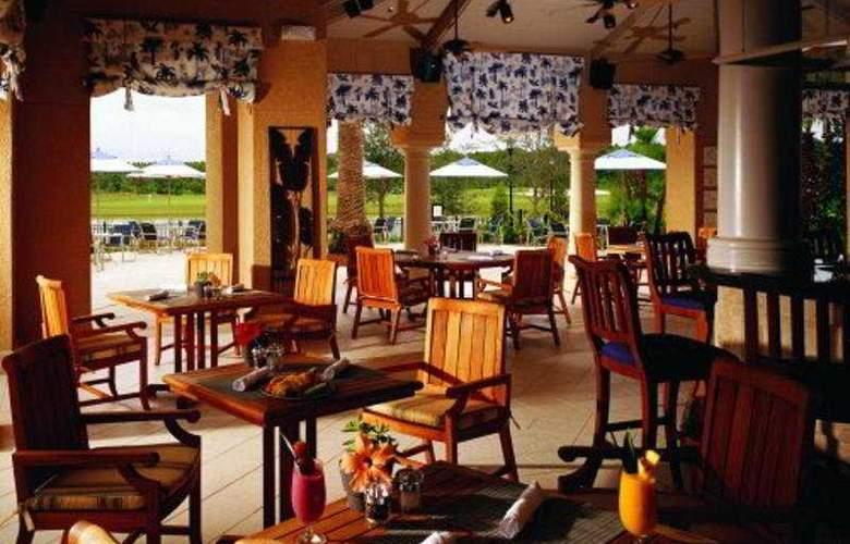 Ritz Carlton Grand Lakes - Restaurant - 11