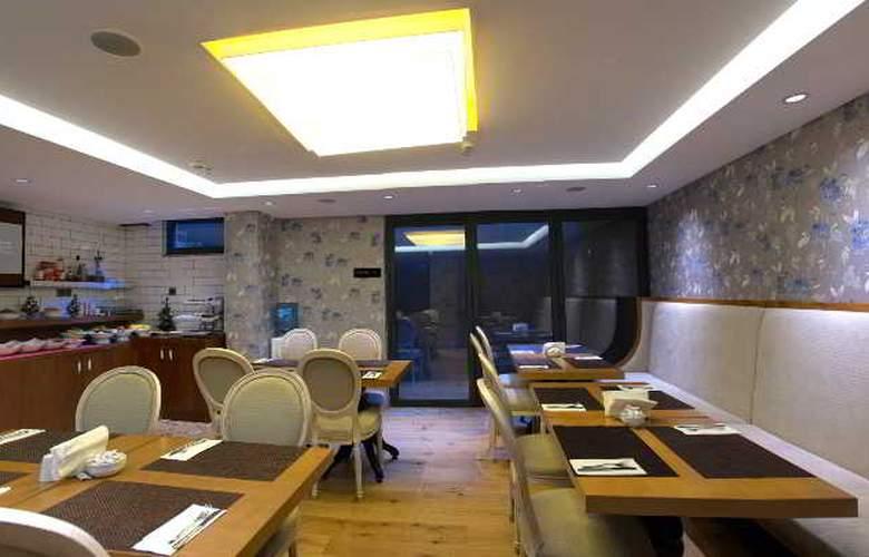 GK Regency Suites - Restaurant - 14