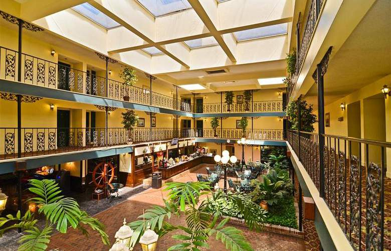 Best Western Chateau Louisianne - Hotel - 134