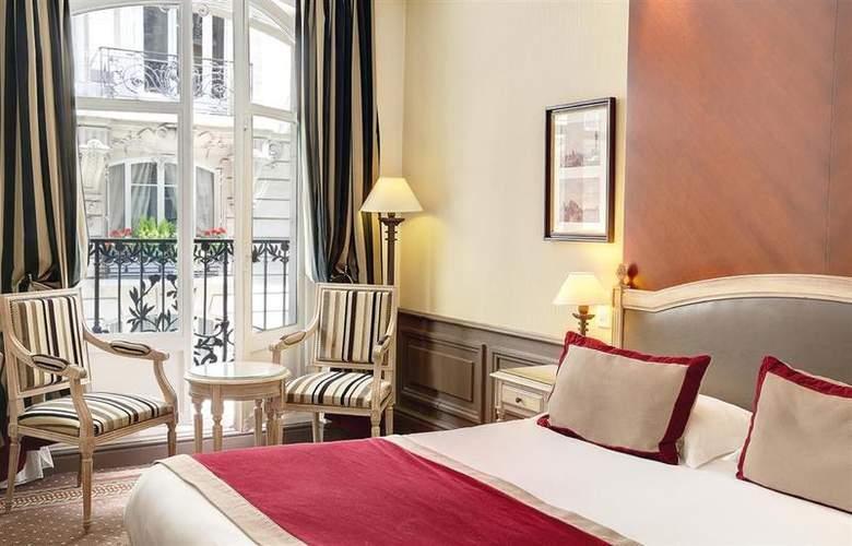 Best Western Premier Trocadero La Tour - Room - 30