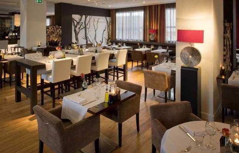 Van Der Valk Hotel Brussels Airport - Restaurant - 3
