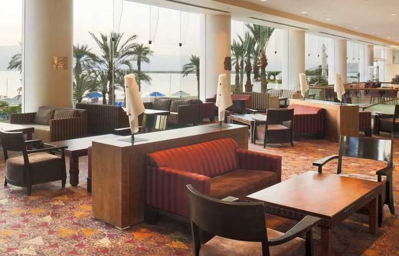 Crowne Plaza Jordan Dead Sea Resort & Spa - Bar - 11