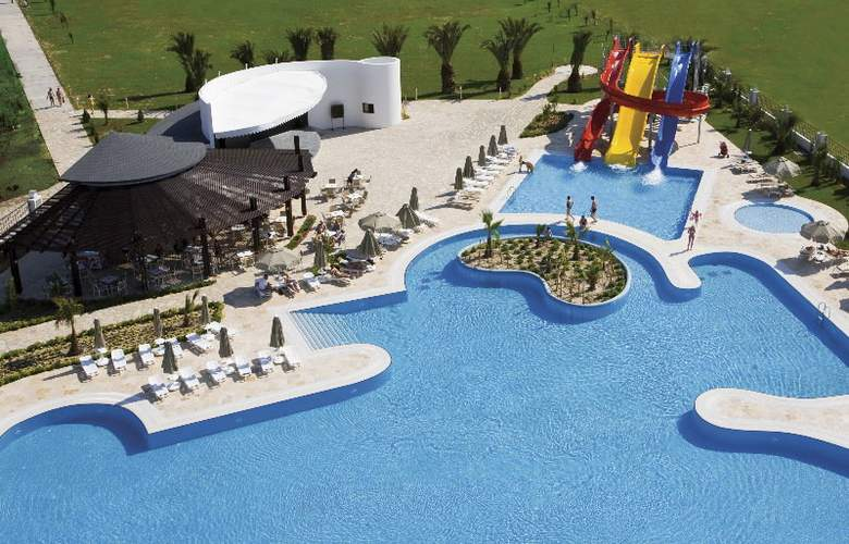 Melas Lara Hotel - Pool - 3