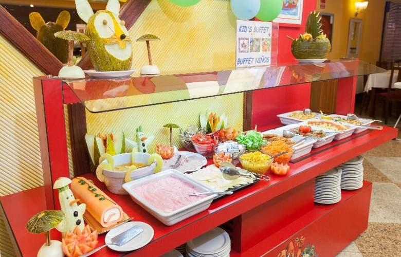 Apartamentos Globales Tamaimo Tropical - Restaurant - 26