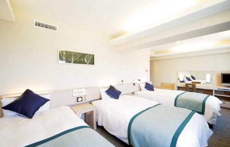 Blue Wave Inn Sapporo - Room - 5
