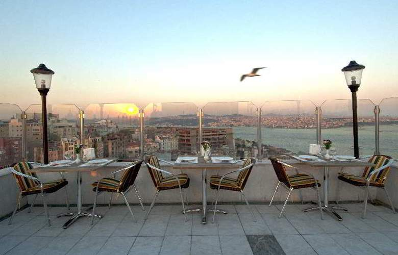 Taksim Star - Terrace - 10