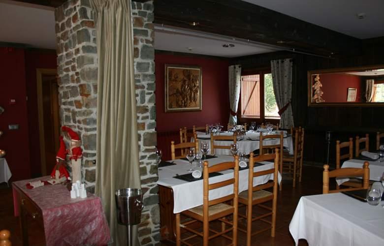 Hotel Restaurant Camp del Serrat - Restaurant - 10