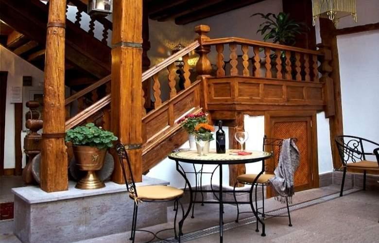 Emblematico San Agustin Hotel - Terrace - 3