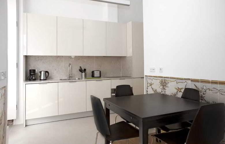 Lisbon Serviced Apartments - Baixa - Room - 10