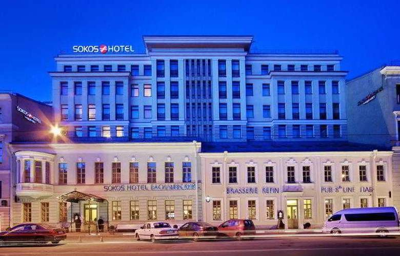 Solo Sokos Vasilievsky - Hotel - 6