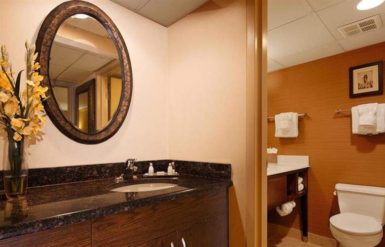 Best Western Premier The Central Hotel Harrisburg - Room - 43