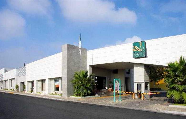 Quality Inn Suites Saltillo Eurotel - General - 1