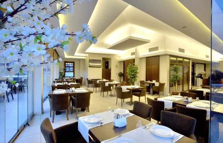 ATIK PALACE HOTEL - Restaurant - 8