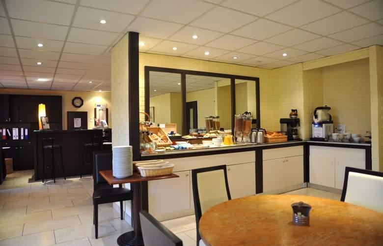 Kyriad Nantes Est - Carquefou - Restaurant - 3