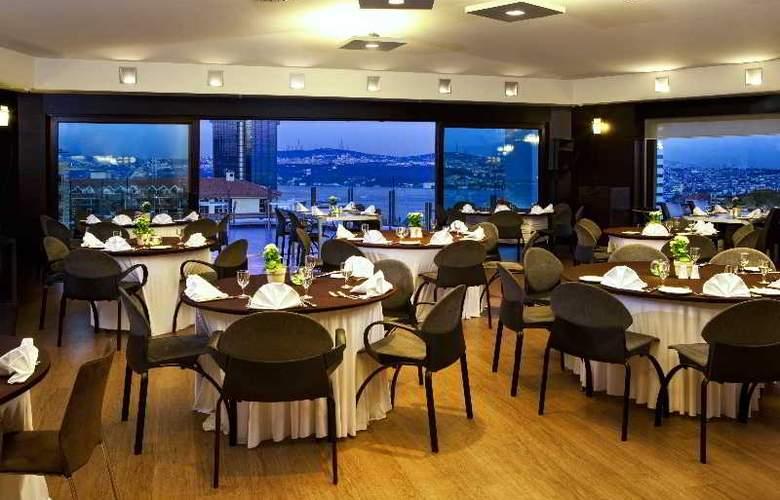 Point Hotel Taksim - Restaurant - 17