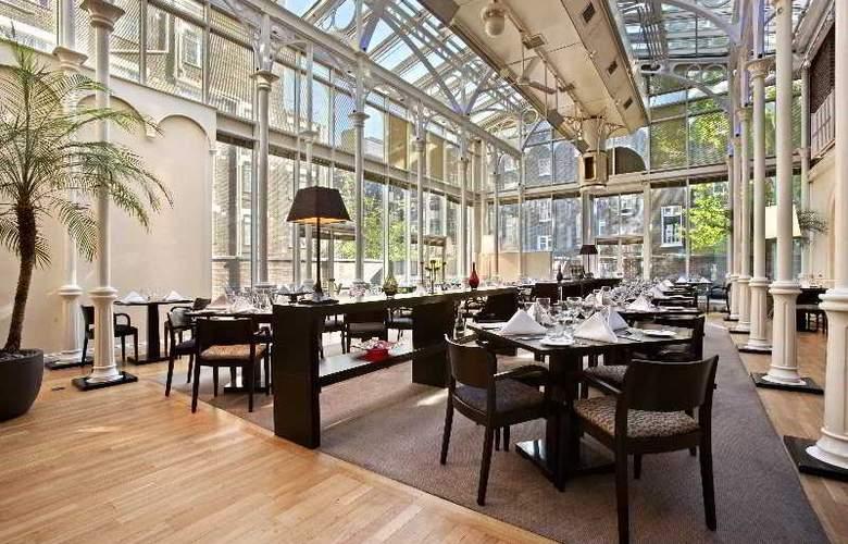 Hilton London Euston - Restaurant - 29