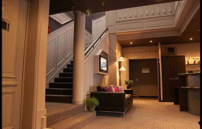 Best Western Hotel de la Breche - Hotel - 16