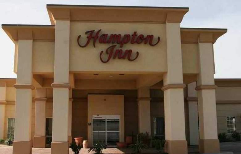 Hampton Inn Van Horn - Hotel - 2