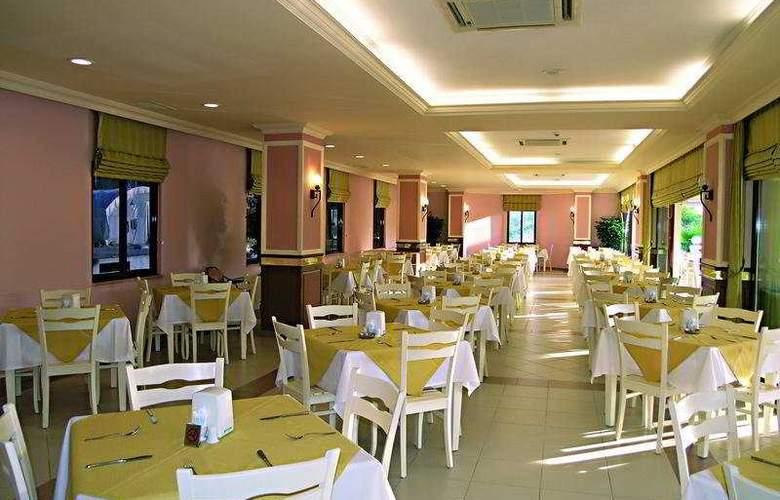 Side Aquamarin Resort & Spa - Restaurant - 11