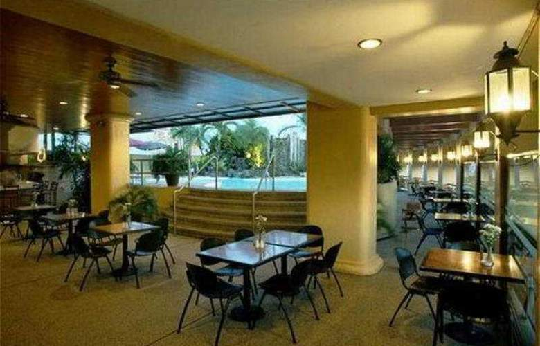 Imperial Palace Suites Quezon City - Restaurant - 2
