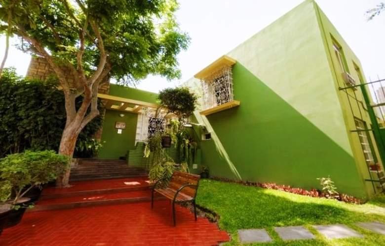 Basadre Suites - Hotel - 0