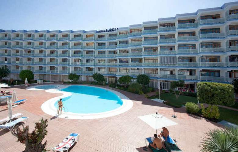 Apartamentos Europa - Hotel - 0