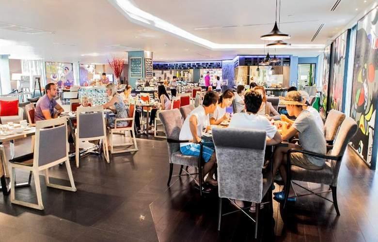 Park Plaza Bangkok Soi 18 - Restaurant - 24