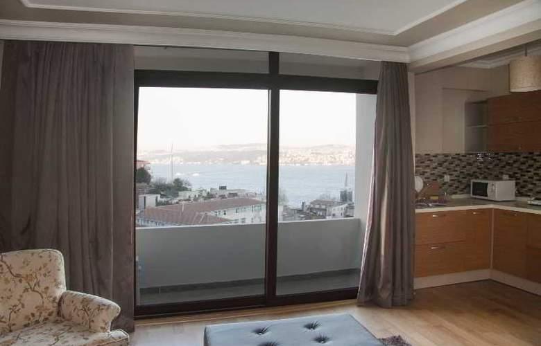 Cihangir Ceylan Suite Hotel - Room - 4