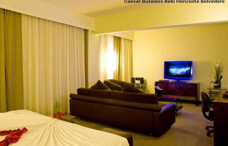 Caesar Business Belo Horizonte Belvedere - Hotel - 9