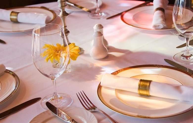 Best Western Hotel Aristocrate Quebec - Restaurant - 3