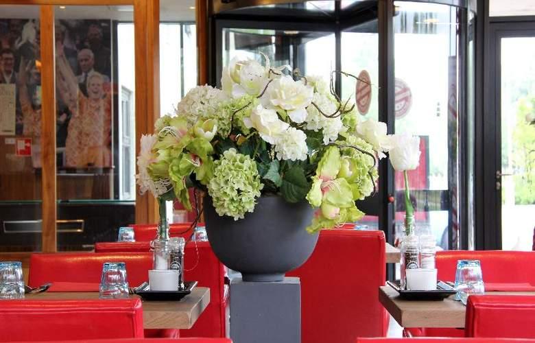 Bastion Hotel Haarlem / Velsen - Restaurant - 18