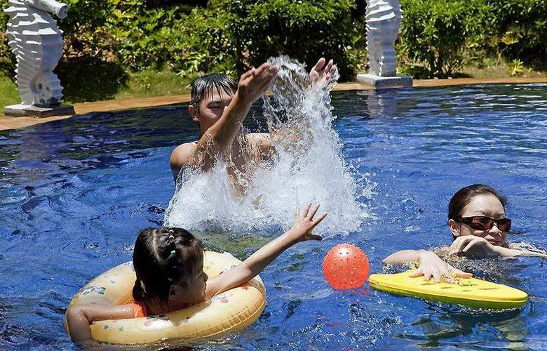 Pullman Yalong Bay Hotel & Resort - Hotel - 56