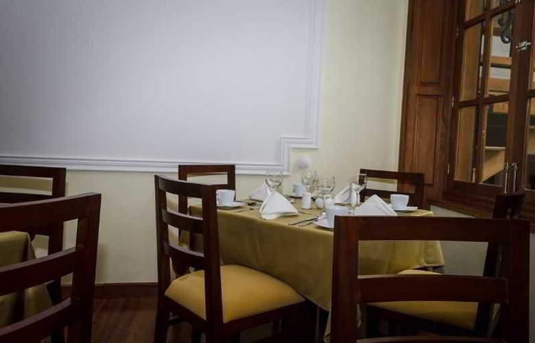 Santa Lucia Hotel Spa Boutique - Restaurant - 2