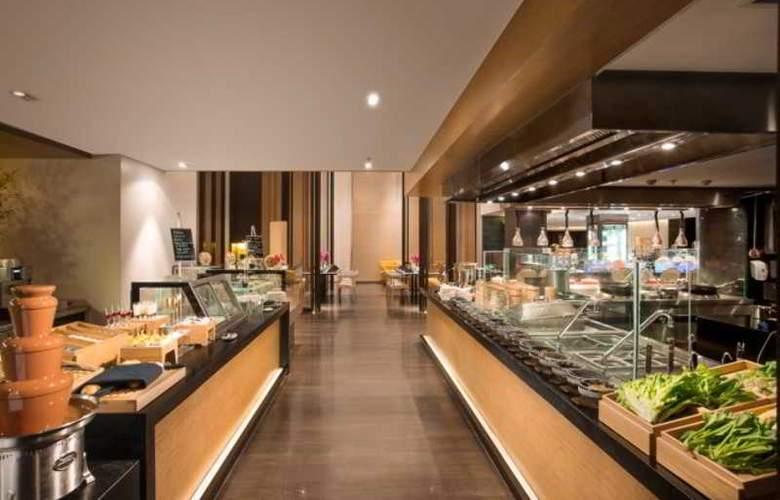 Himalayas Qingdao Hotel - Restaurant - 0
