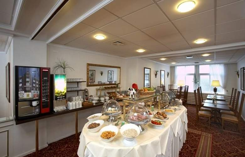 Hotel Windsor - Restaurant - 0