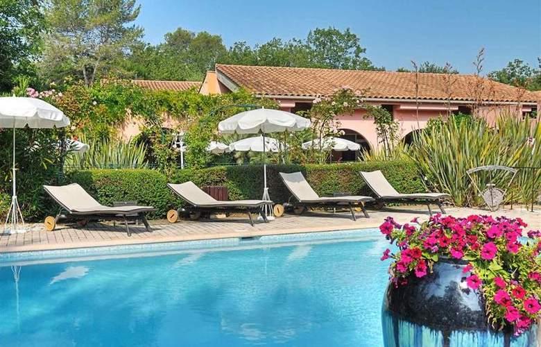 Mercure Antibes Sophia Antipolis - Hotel - 39