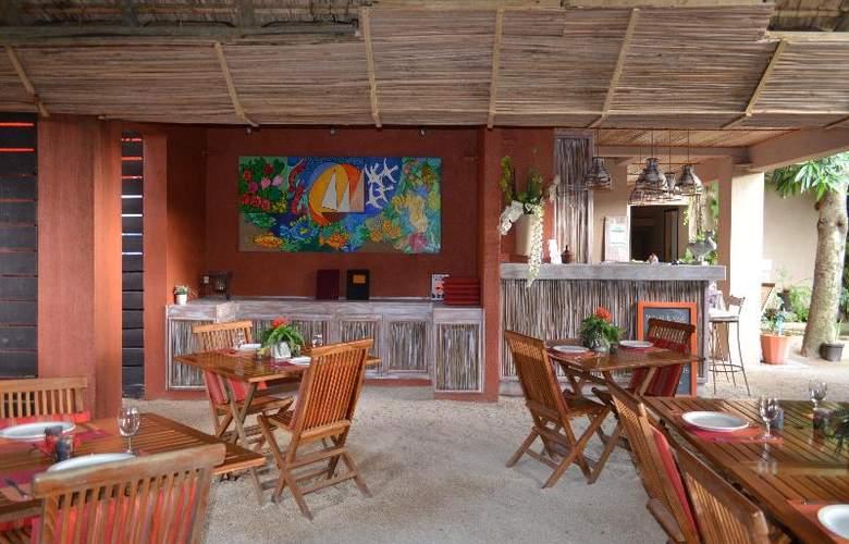Sous Le Badamier - Restaurant - 9