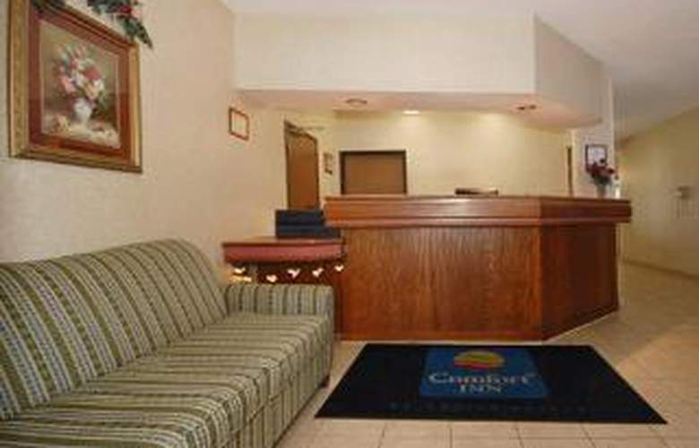 Comfort Inn Jamesway Marion - General - 2