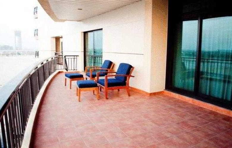 Park Hotel Apartment - Terrace - 13