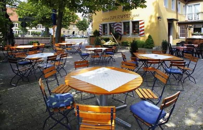 Zum Rappen - Terrace - 2