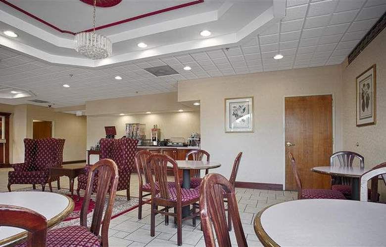 Best Western Executive Inn & Suites - Restaurant - 36